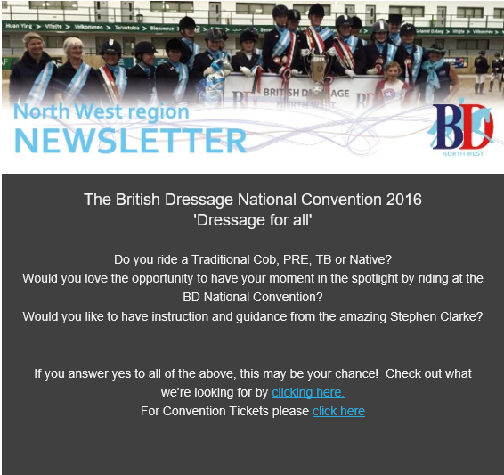 dressage for all